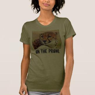 On the prowl tshirt