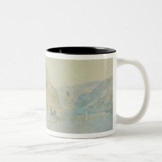 On The Rhine Two-Tone Coffee Mug