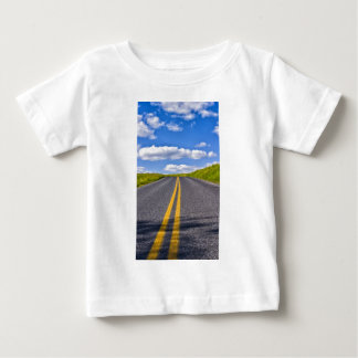 On the road again baby T-Shirt