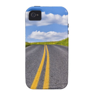 On the road again vibe iPhone 4 case