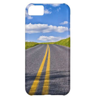 On the road again cover for iPhone 5C