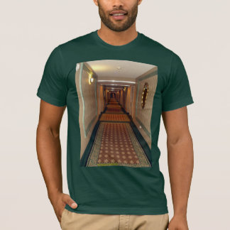 On the road again, down the rabbit hole T-Shirt
