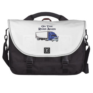 ON THE ROAD AGAIN COMMUTER BAG