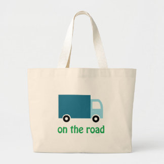 On The Road Canvas Bags