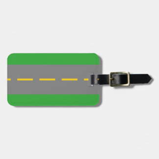On the Road Bag Tag