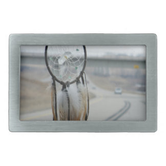 On The Road Belt Buckle