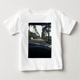 On the Road in Florida Baby T-Shirt