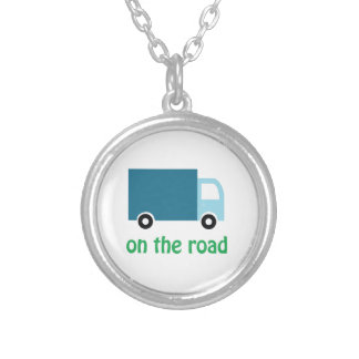 On The Road Personalized Necklace