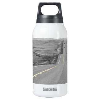On the Road : Road Trip : Highway Travels Insulated Water Bottle