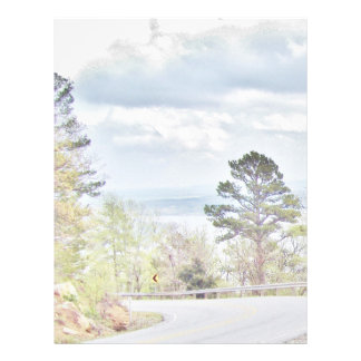 On the Road Stationary Letterhead