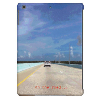 On the Road through the Keys iPad Air Cases