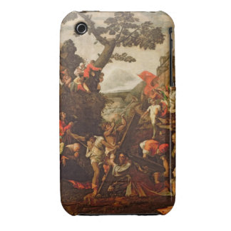 On the Road to Calvary iPhone 3 Cover