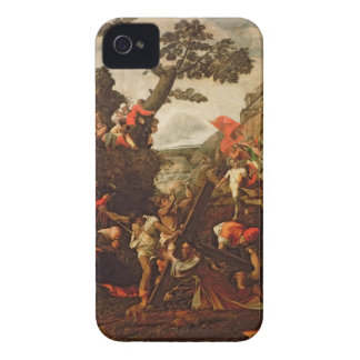 On the Road to Calvary iPhone 4 Cases