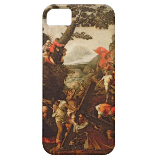 On the Road to Calvary iPhone 5 Covers