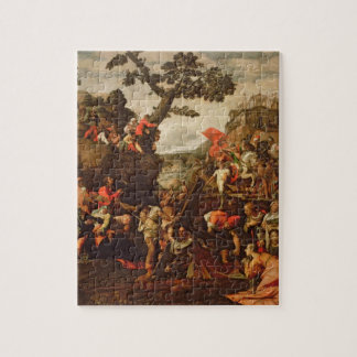 On the Road to Calvary Jigsaw Puzzle