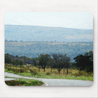 On the Road to Curitiba Mouse Pad