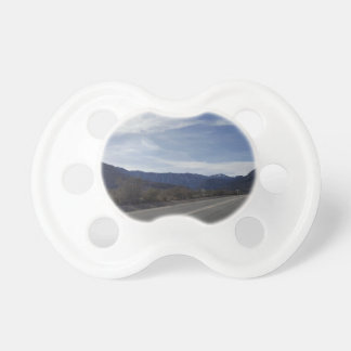 on the road to mt charleston nv pacifier
