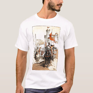 On The Road To The Crusades T-Shirt