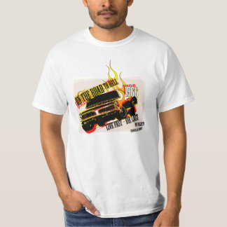 On the road ton brightly T-Shirt