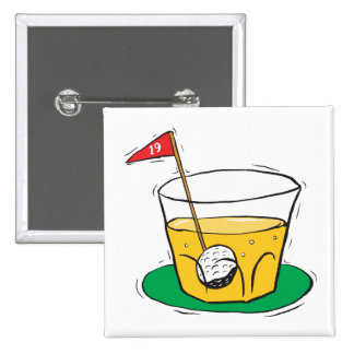 On The Rocks Pin