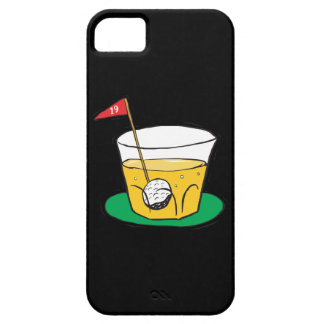 On The Rocks iPhone SE/5/5s Case