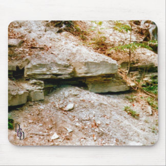 On the Rocks Mouse Pad