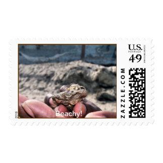 On The Rocks Postage