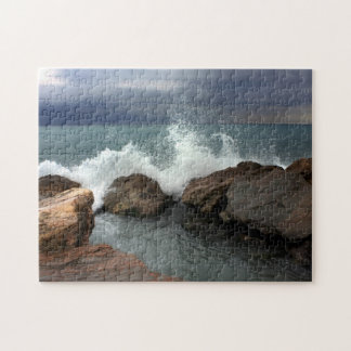 On the Rocks Puzzle
