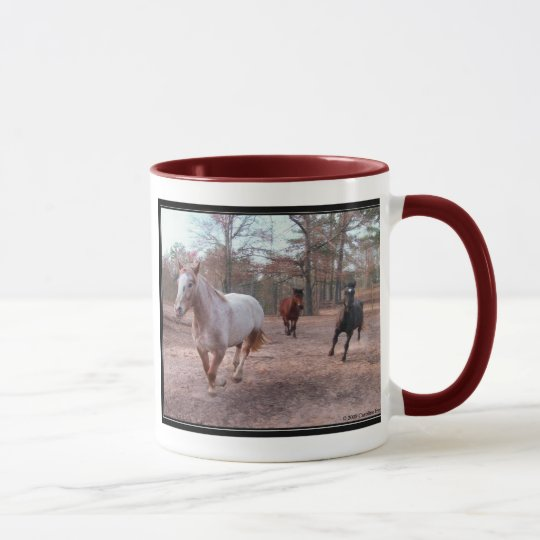 On the Run Mug