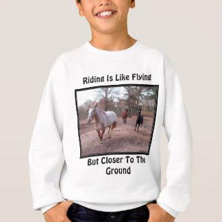 On the Run Sweatshirt