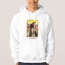 """""""On The Run"""" Western Cowboy Sweatshirt"""
