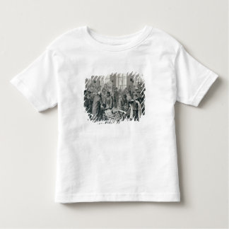 On the Russian Frontier Toddler T-shirt