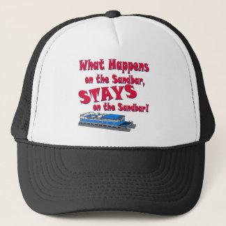 On The Sandbar Trucker Hat