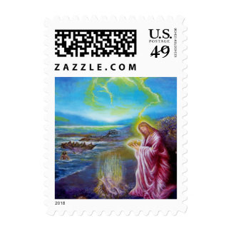 ON THE SEASHORE STAMPS