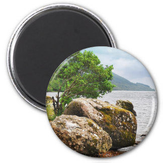 On the shores of Loch Ness Magnet