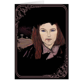 On the Soul of a Vampire card