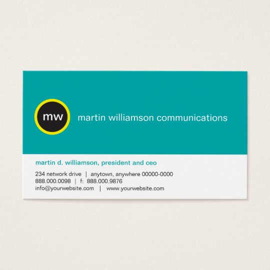 On the Spot Business Card