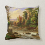 On the St. Annes East Canada by Duncanson Pillows