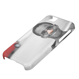 on the street clown case for iPhone 5C