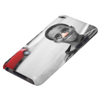 on the street clown Case-Mate iPod touch case