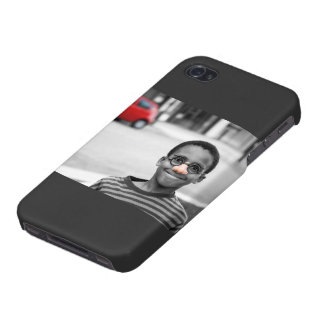 on the street clown iPhone 4/4S cover