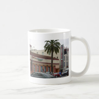 On the Streets of Hollywood Classic White Coffee Mug