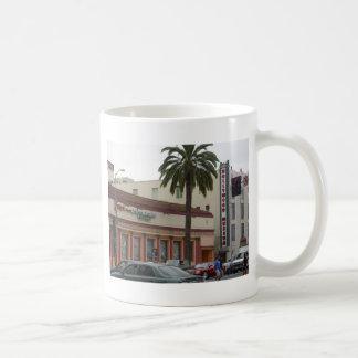 On the Streets of Hollywood Coffee Mug