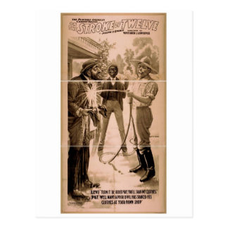 On the Stroke of Twelve, 'Levi and Pat' Vintage Th Postcards