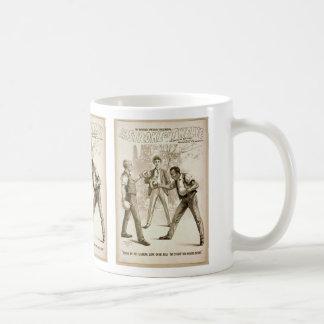 On the Stroke of Twelve Coffee Mug