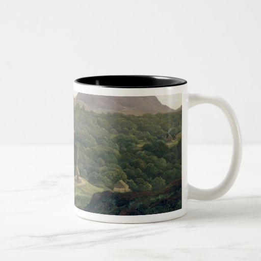 On the Swedish Coast, 1828 Coffee Mug