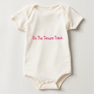 On the tenure track baby bodysuit
