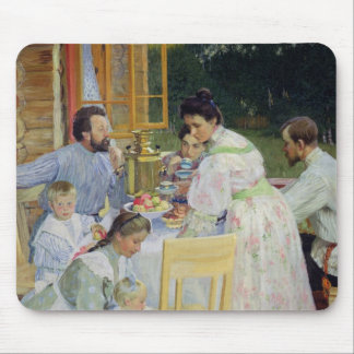 On the Terrace, 1906 Mouse Pad