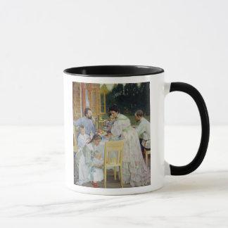 On the Terrace, 1906 Mug