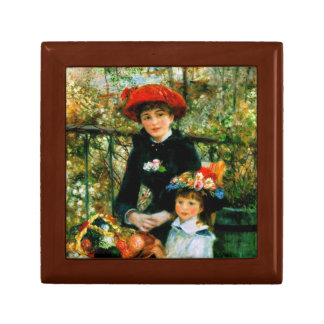 On the Terrace by Renoir Gift Boxes